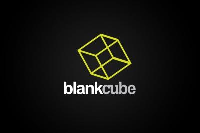 BlankCube-LogoDesign