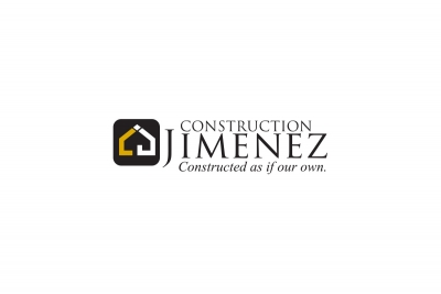 Construction-Jimenez-Logo-Design
