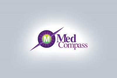 Med-Compass-Logo-Design