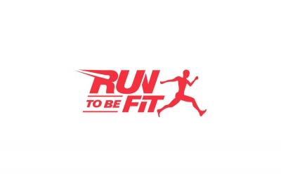 RunToBeFit-LogoDesign