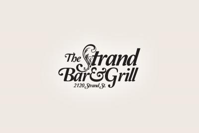TheStrandBarandGrill-LogoDesign