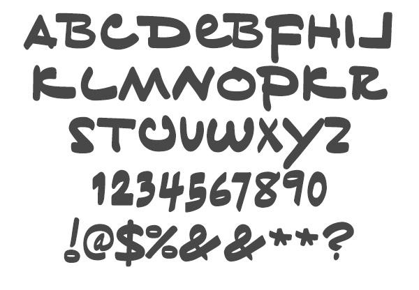 Donald Trump FREE Font