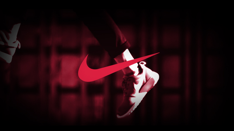 Nike Branding Banner