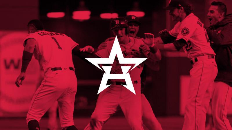 Houston Astros New Logo Concept