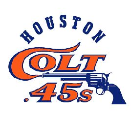 Houston Astros Logo 1964