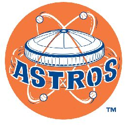 Houston Astros Logo 1965 - 1975