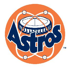 Houston Astros Logo 1975 - 1993