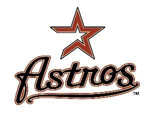 Houston Astros Logo - 2000 - 2012