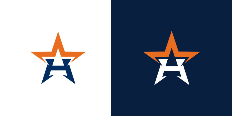 Houston Astros New Logo Concept