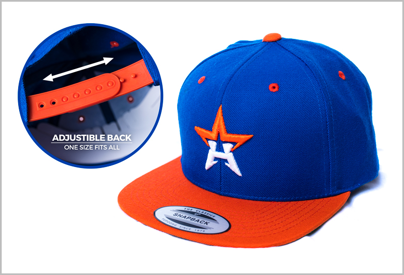 Houston Astros Baseball Cap Concept